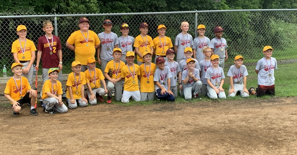 Minors Championship Game Participants 2019